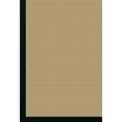 Chandra Rugs Bay Beige/Black Rug