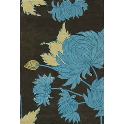 Chandra Amy Butler Chrysanthemum Rug