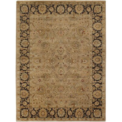 Chandra Rugs Cesta Floral Rug