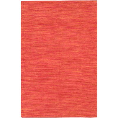 Chandra India Orange Rug