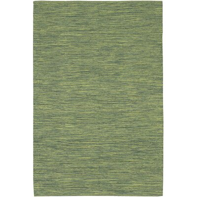 Chandra India Green Rug