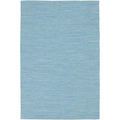 Chandra Rugs India Blue Rug