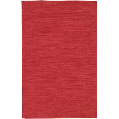 Chandra Rugs India Red Rug