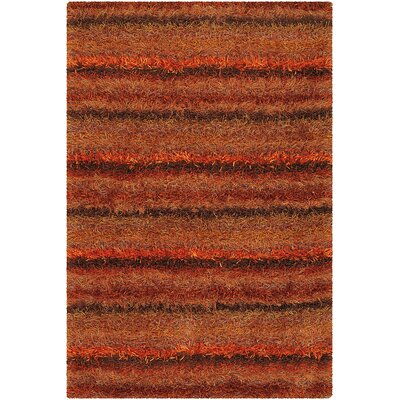 Chandra Kubu Red Multi Rug