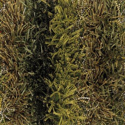 Chandra Rugs Kubu Green Rug