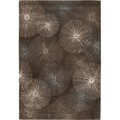 Chandra Revello Light Chocolate Rug
