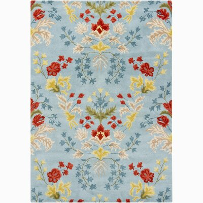 Chandra Bajrang Light Blue Rug