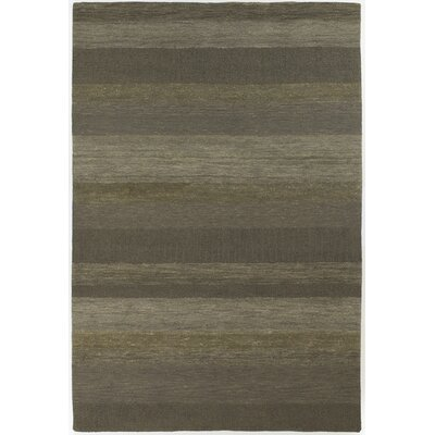 Chandra Rugs Felix Green Stripe Rug