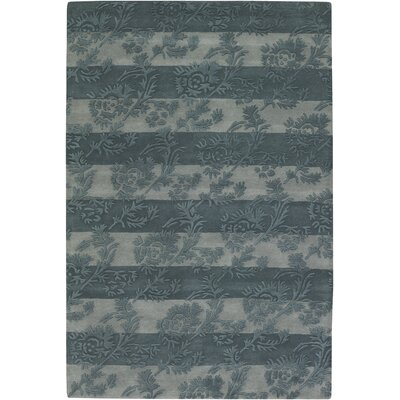 Chandra Rugs INT Floral Stripe Rug