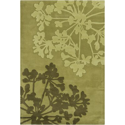 Chandra Rugs INT Green Rug