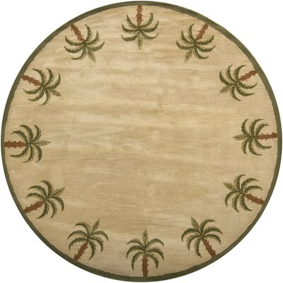Chandra Palm Novelty Rug