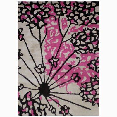Chandra Rugs Rowe Floral Rug
