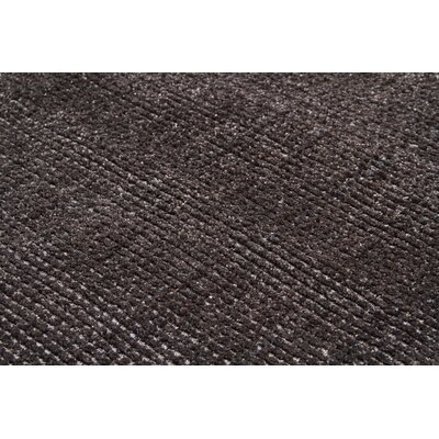 Chandra Rugs Sara Shag Brown Rug