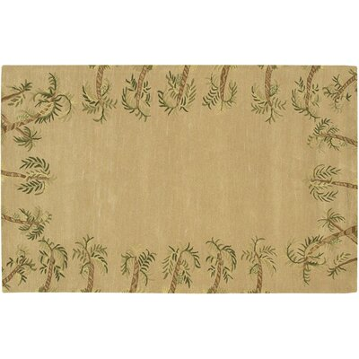 Chandra Rugs Metro Coconut Novelty Rug