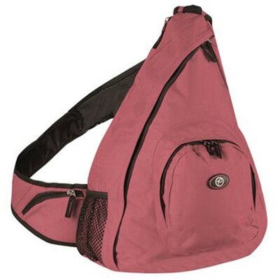 "Travel Concepts Ur Gear 19"" Sling bags in Pink"