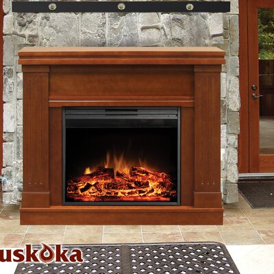 Muskoka Palmer Electric Fireplace