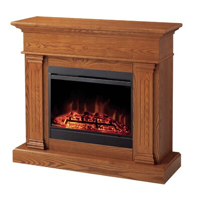 Noble Mantel Electric Fireplace