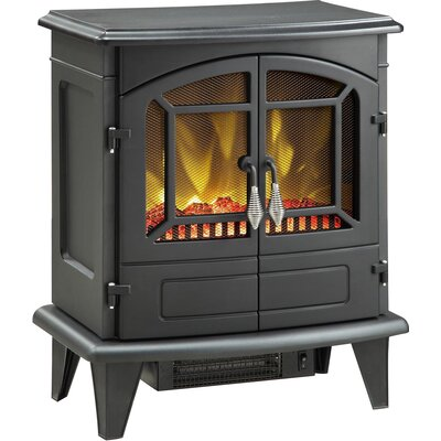 Phoenix 400 Square Foot Electric Fireplace Stove
