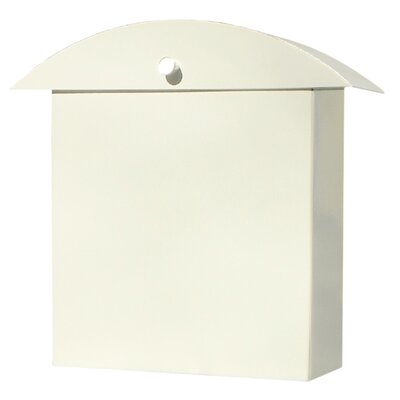 HouseArt Monet Wall-Mount Mailbox