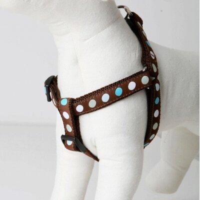 Lola and Foxy Blueberry Truffle Dog Harness