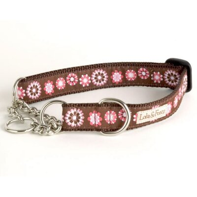 Lola Martingale Dog Collar