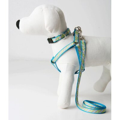 Lola and Foxy Crew Stripe Dog Harness