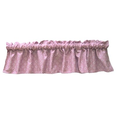 Bedtime Originals Provence Rod Pocket Tailored Curtain Valance