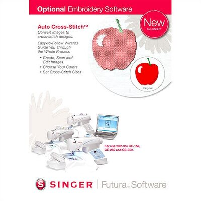 Singer Futura Cross-Stitch Software Upgrade