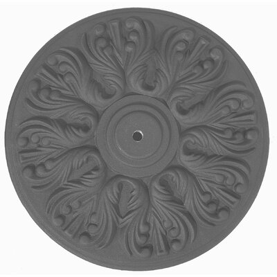 Galtech International 75 Pound European Design Cast Iron Umbrella Base