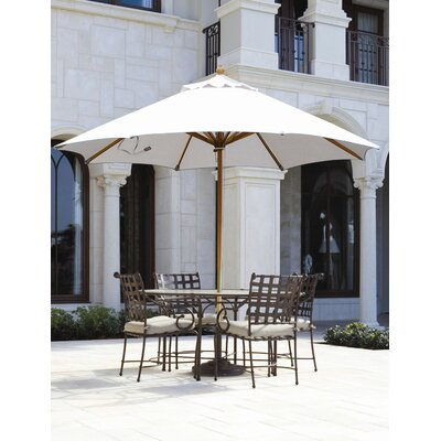11' Round Market Umbrella and Optional Stand