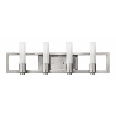 Fredrick Ramond Flair 4 Light Vanity Light