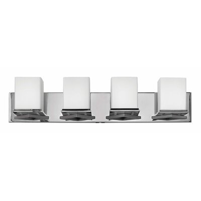 Fredrick Ramond Soho 4 Light Vanity Light