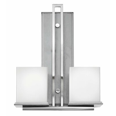 Fredrick Ramond Mondo Soho 2 Light Wall Sconce