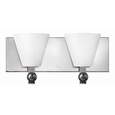 Fredrick Ramond Milan 2 Light Vanity Light
