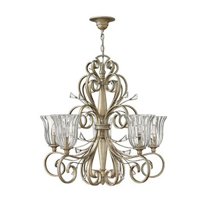 Fredrick Ramond Celeste 5 Light Chandelier