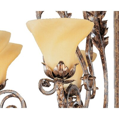 Fredrick Ramond Firenza 8 Light Chandelier