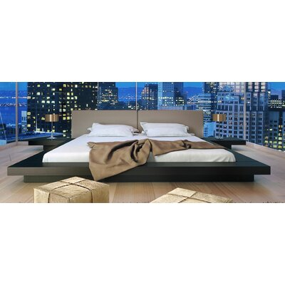 Modloft Worth Platform Bed