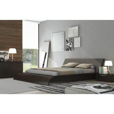 Modloft Waverly Bed - Wenge
