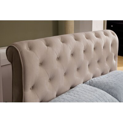 Hokku Designs Concord Upholstered Headboard Reviews