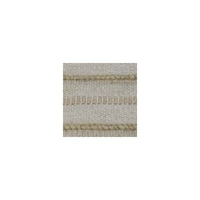 Hokku Designs Savannah Beige Striped Rug