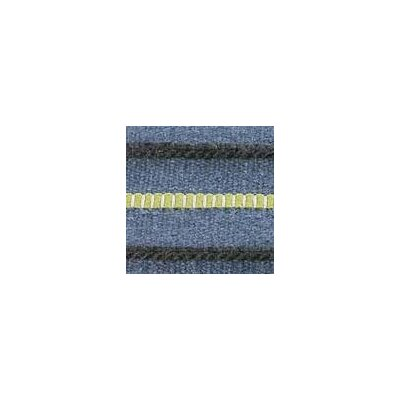 Hokku Designs Savannah Blue Striped Rug