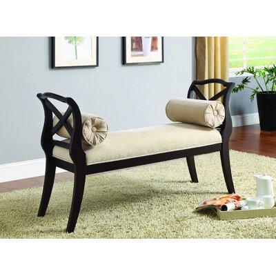 Hokku Designs Philipsberg Solid Wood Bench | Wayfair