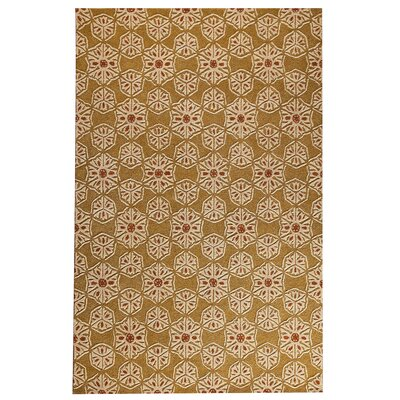 Hokku Designs Cherbourg Gold Rug