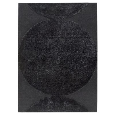 Hokku Designs Onord Black Rug