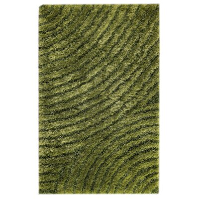Hokku Designs Soacha Green Rug