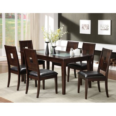Hokku Designs Primrose 7 Piece Dining Set
