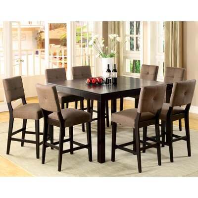 Hokku Designs Grant 7 Piece Counter Height Dining Set