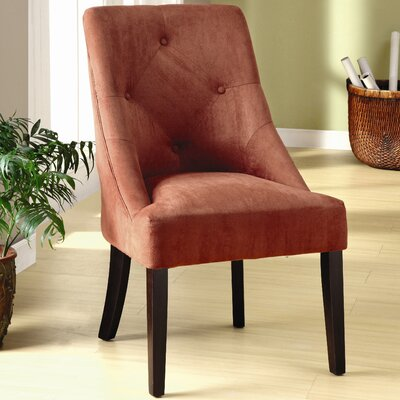 Hokku Designs Uptown Microfiber Dining Chair