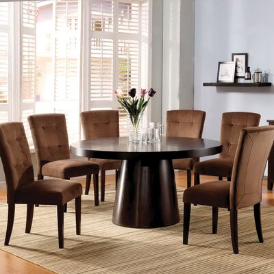 Hokku Designs Zoie 7 Piece Dining Set