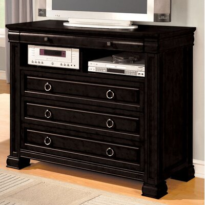 Hokku Designs Vanguard 3 Drawer Dresser